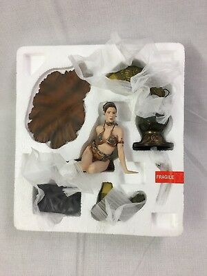 Gentle Giant Princess Leia LTD ED Accessory Pack #799/1750 (NO C.O.A.)