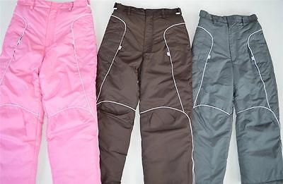NWT London Fog 7/8 10/12 14/16 Insulated Snow Pants $50 Retail New