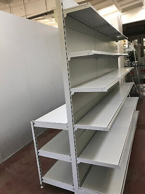 packtable Divider Wall Shelf gondelregal packetversand packstation Warehouse