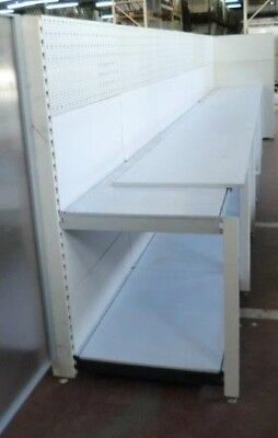 packtable Divider Wall Shelf gondelregal versandstation packstation Warehouse