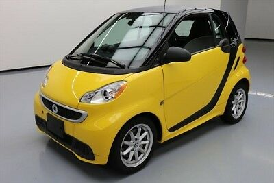 Smart electric drive Texas Direct Auto 2015 electric drive Used Automatic RWD Coupe
