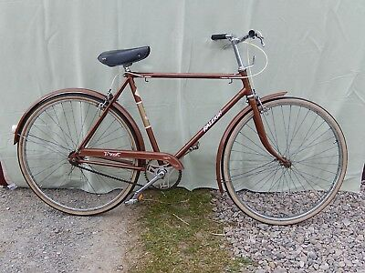 Raleigh Transit Gents Cycle from the 1960's - Very Good Condition