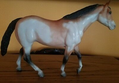 Vintage BREYER OVERO PAINT Stock HORSE Mare Traditional 1982-88 Chris Hess HTF