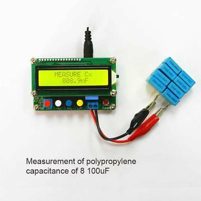 High Precision LC100-A Digital Inductance Capacitance L/C  USB Power Meter Board