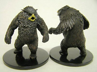 D&D Icons of the Realms - #026 Owlbear - Large Figure - Elemental Evil