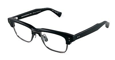 DITA Grand reserve two DRX-2061 Black Silver eyewear frame eyeglasses