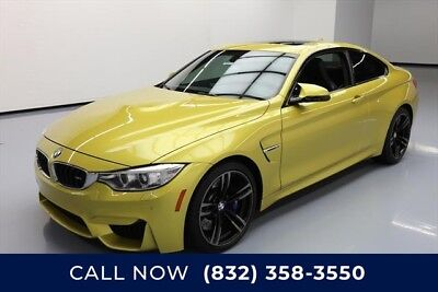 BMW M4  Texas Direct Auto 2015 Used Turbo 3L I6 24V Automatic RWD Coupe Premium