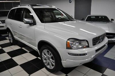 2013 Volvo XC90 CERTIFIED CARFAX - DEALER MAINTAINED - FLORIDA SUV 2013 Volvo XC 90 Carfax Certified! A Florida Salt-Free Volvo!