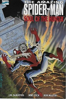 The Amazing Spider-Man: Soul of the Hunter / US GN / J.M. DeMatteis & Mike Zeck