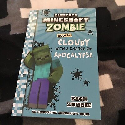 New. Diary Of A Minecraft Zombie. 9781742768656. Book 14. Cloudy Apocalypse
