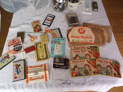 Large Vintage lot of Needles Embroidery Cross Stitching Sewing 1 Lbs