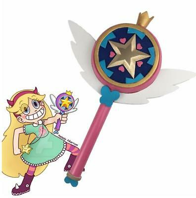Star vs. the Forces of Evil Princess Magic Wand Cosplay Hand Stick Prop Costume