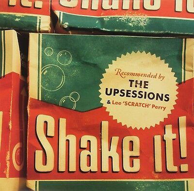 The (Feat. Lee 'scratchy' Perry) Upsessions - Shake It!  Vinyl Lp + Cd Neu