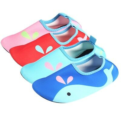 US Toddler Kids Baby Quick-Dry Water Shoes Summer Beach Surfing Swimming Socks