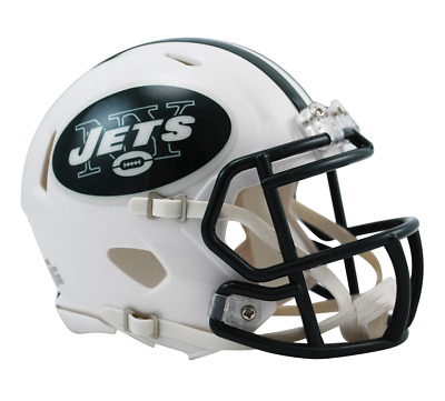 NFL Riddell Football Speed Mini Helm New York Jets