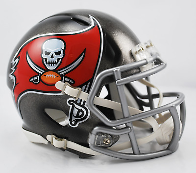 NFL Riddell Football Speed Mini Helm Tampa Bay Buccaneers