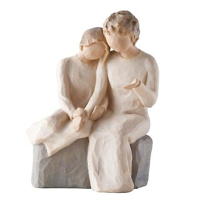 Willow Tree With My Grandmother Figurine 26244 in Branded Gift Box