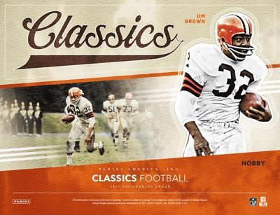 2017 Panini Classics Inserts and Short Prints Football Cards Pick From List