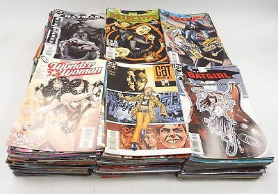 350 x BATMAN, WONDER WOMAN & Other DC COMICS Comic Books From 2000s-2010s - L47