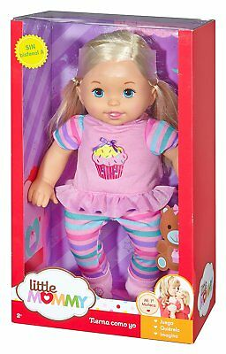 Fisher Price Little Mommy Sweet As Me Cosy Cupcake Doll  *new*