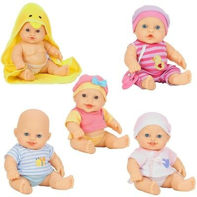 You & Me - So Many Babies 5 Pack Doll Set