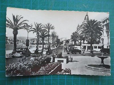 CP ancienne - Cannes - 1954