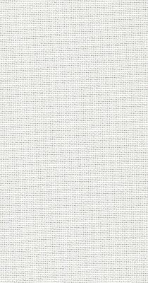 14 count  Zweigart Lincoln Ant. White Code 3327/101  - large piece 62 x 83cms