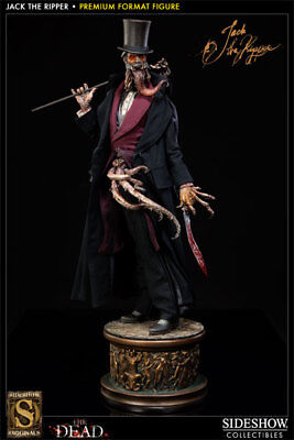 Jack The Ripper Premium Format Statue Sideshow Bust
