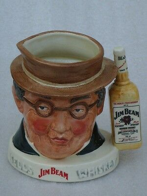 "Royal Doulton ""pick Kwik~Jim Beam"" Limited Edition Toby Character Jug~Perfect"