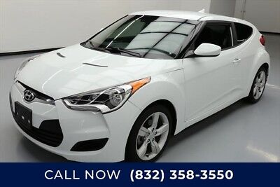Hyundai Veloster 3dr Coupe Texas Direct Auto 2014 3dr Coupe Used Turbo 1.6L I4 16V Automatic FWD Hatchback