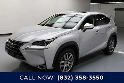 Lexus NX AWD 4dr Crossover Texas Direct Auto 2015 AWD 4dr Crossover Used Turbo 2L I4 16V Automatic AWD SUV