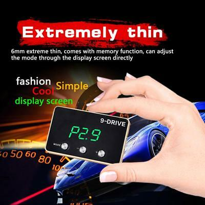 9 MODE Electronic Throttle Controller Pedal Accelerator Fuel-efficient for Ram