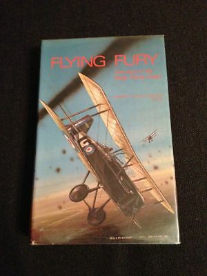 Flying Fury WW1 Aerial wafare Five year in the Royal Flying Corps RFC McCudden