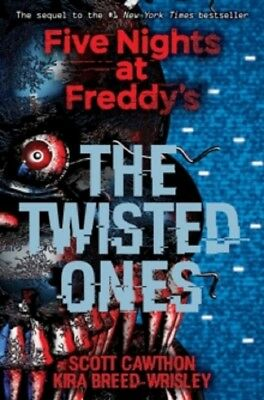 Five Nights at Freddy's The Twisted Ones Freddys by Scott Cawthon Paperback Book