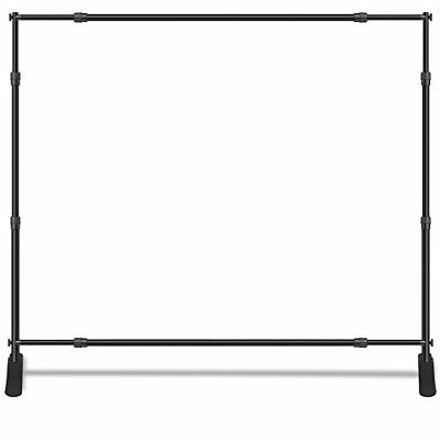 Wall26 Professional Large Tube Telescopic Tube for Photography Backdrop   Tra...