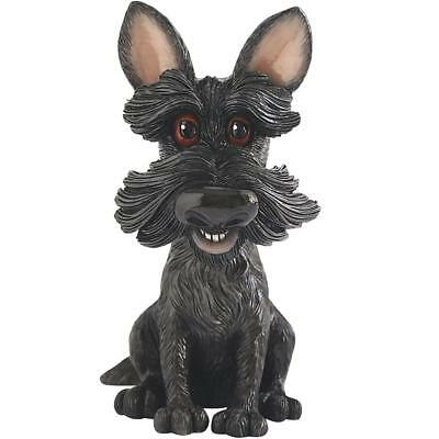 Little Paws Sooty the Scottie Dog Figurine Ornament