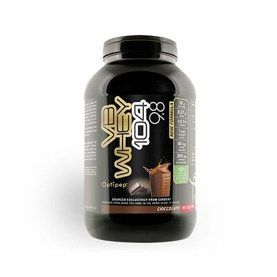 Net Integratori VB Whey 104 9.8 900 gr Proteine isolate idrol. CIOCCOLATO