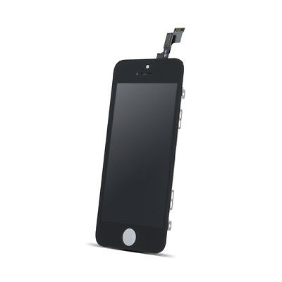 LCD Display Touchscreen für Apple iPhone SE 5SE schwarz Panel Glas Touch Screen
