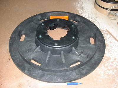 "19 "" Mighty Lock Pad drivers for 20""  floor buffers"