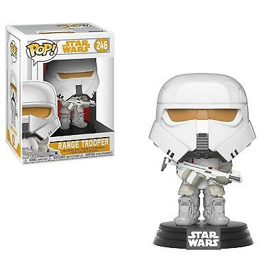 Funko - POP Star Wars: Solo W1 - Range Trooper Brand New In Box