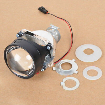 "2.5"" Hid Bixenon Projector Lens Headlights For H1 Bulb Car With Shround HY"