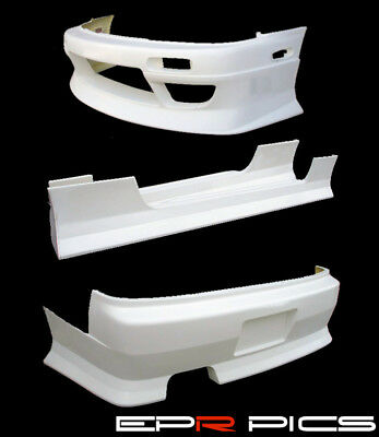 Drift Spec Style Aero Body Kit (Not S14A) for Nissan 200sx S14
