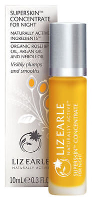 Liz Earle SuperSkin Concentrate Night Facial Oil: Save £10 buy 2 for £40.00 BNIB