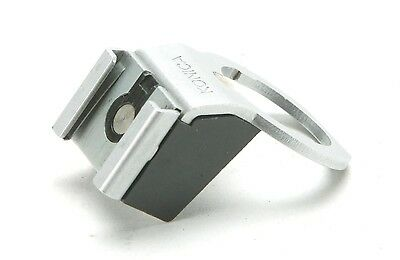 Konica Removable Flash Bracket With Hot Shoe. Ex.
