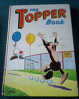 The Topper Annual 1964