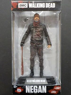 "The Walking Dead NEGAN 7"" Action Figure McFarlane Color Tops #23  NEW/SEALED"