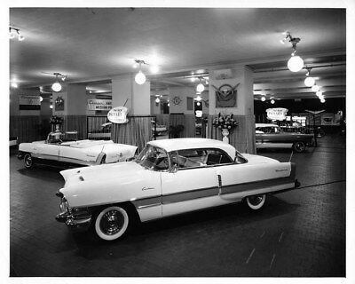 1956 Packard Caribbean Convertible & Hardtop ORIGINAL Photo Negative nad1871
