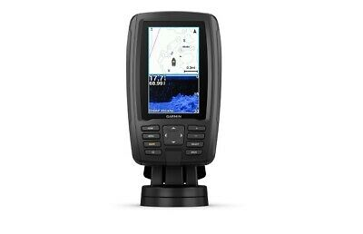 Expedited Delivery! Garmin ECHOMAP Plus 43CV Combo US Lakes With CV20-TM 010-018