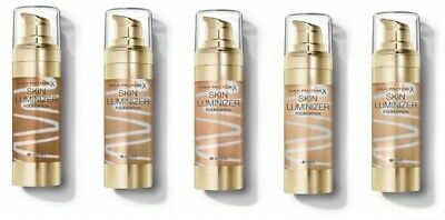 Max Factor Miracle Foundation Skin Luminizer 30ml Pearl Beige / Crystal Beige