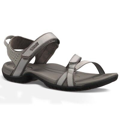 64382c5f4d2a WOMEN S TEVA VERRA Sandals - Gray Black - NIB! -  42.00